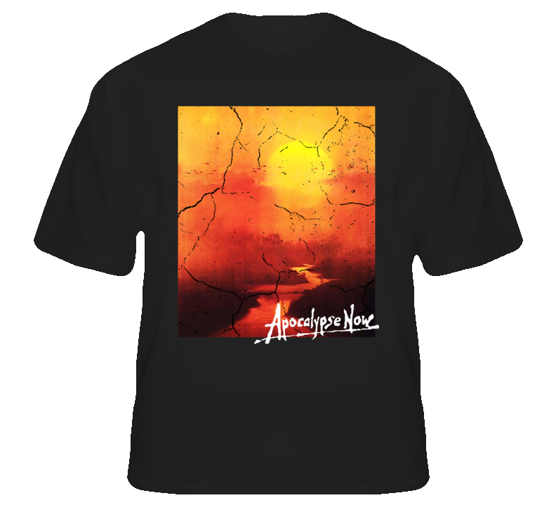 apocalypse now marlon brando war film movie t shirt