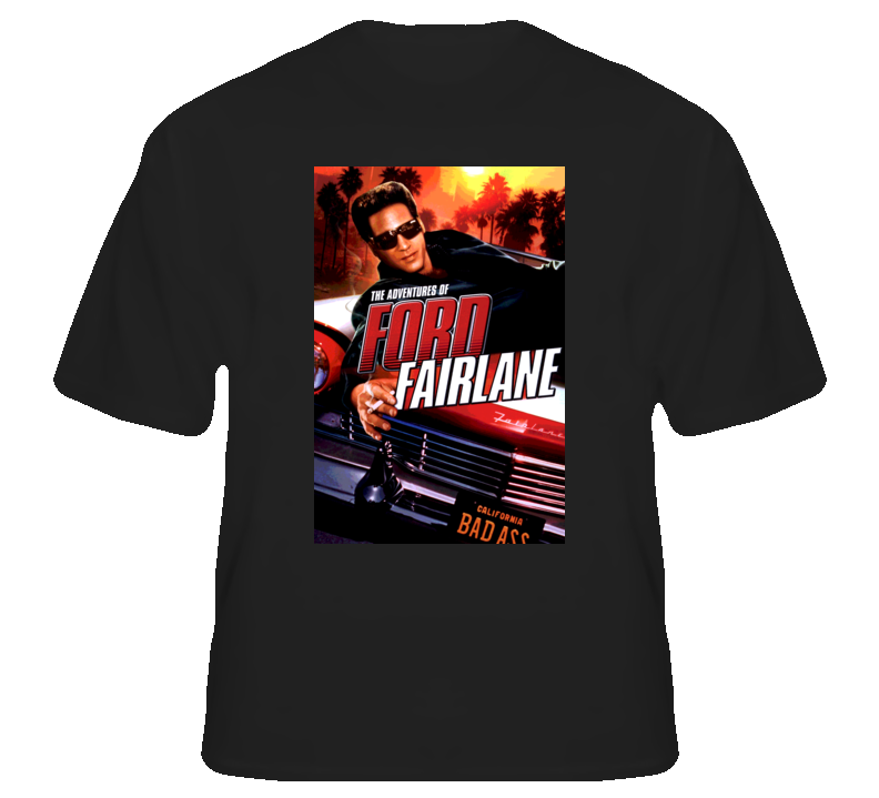 ford fairlane andrew dice clay funny retro t shirt