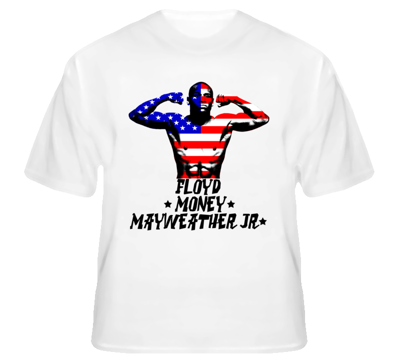 Floyd Money Mayweather Jr Boxing Champion Great fan t shirt