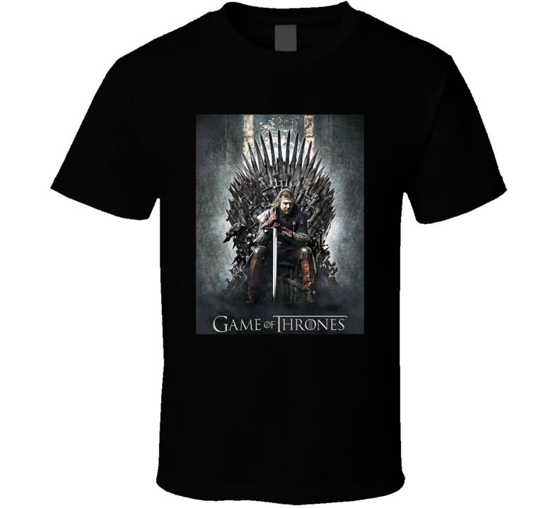 Game Of Thrones TV Fantasy Fan T Shirt