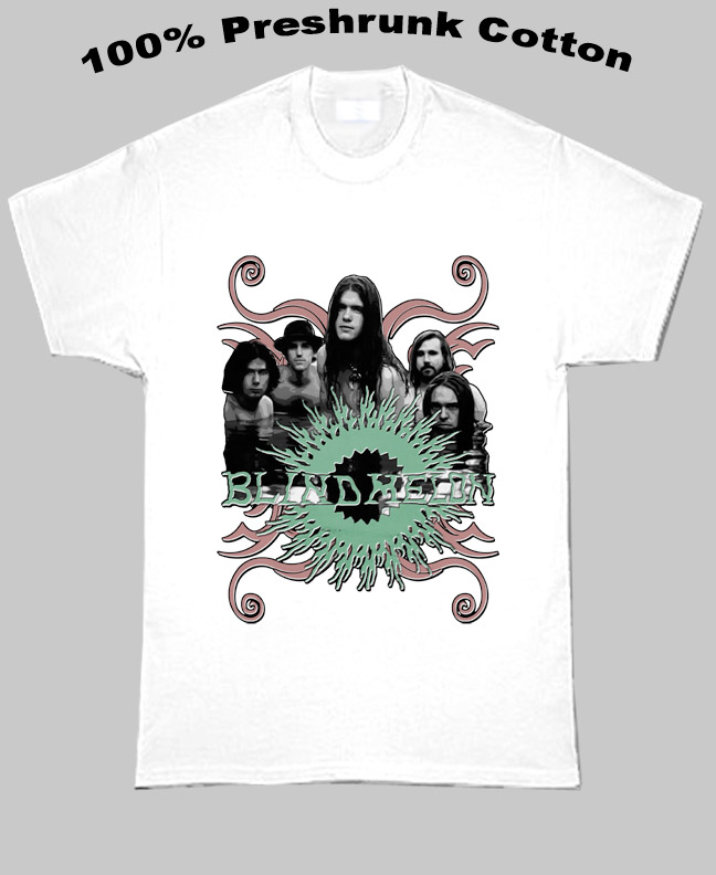 Shannon Hoon Rock Blind Melon T Shirt