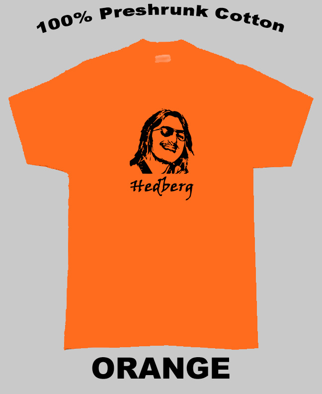 Mitch Hedberg Famous Comedian T Shirt