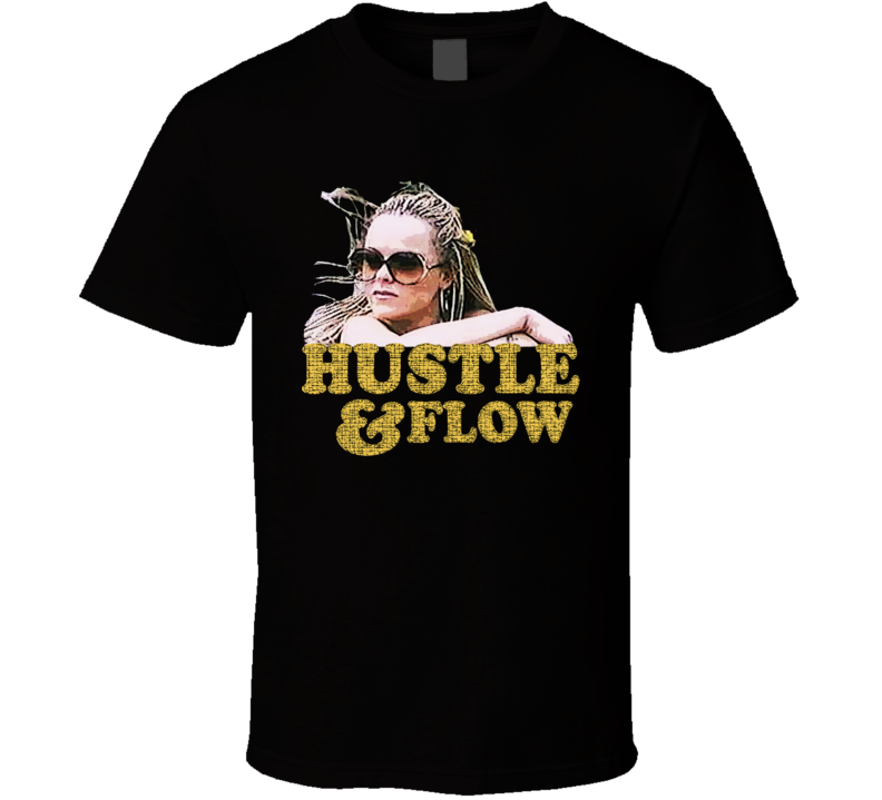 Hustle & Flow Rap Hip Hop Pimp Movie Fan T Shirt