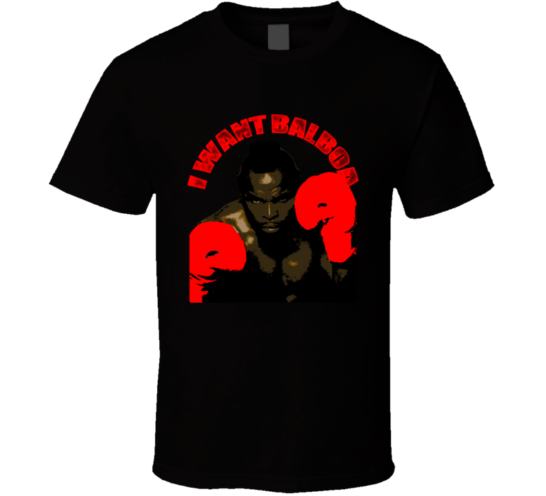 Clubber Lang T Shirt