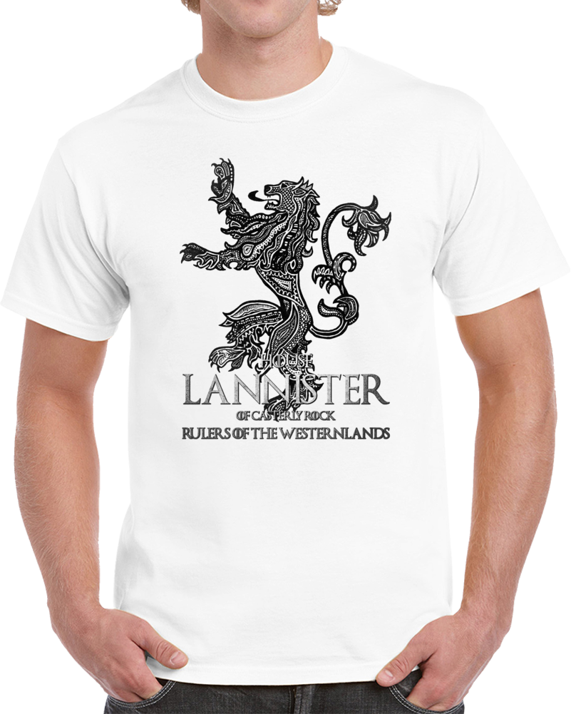 House Lannister Got Game Of Thrones Tv Fan T Shirt