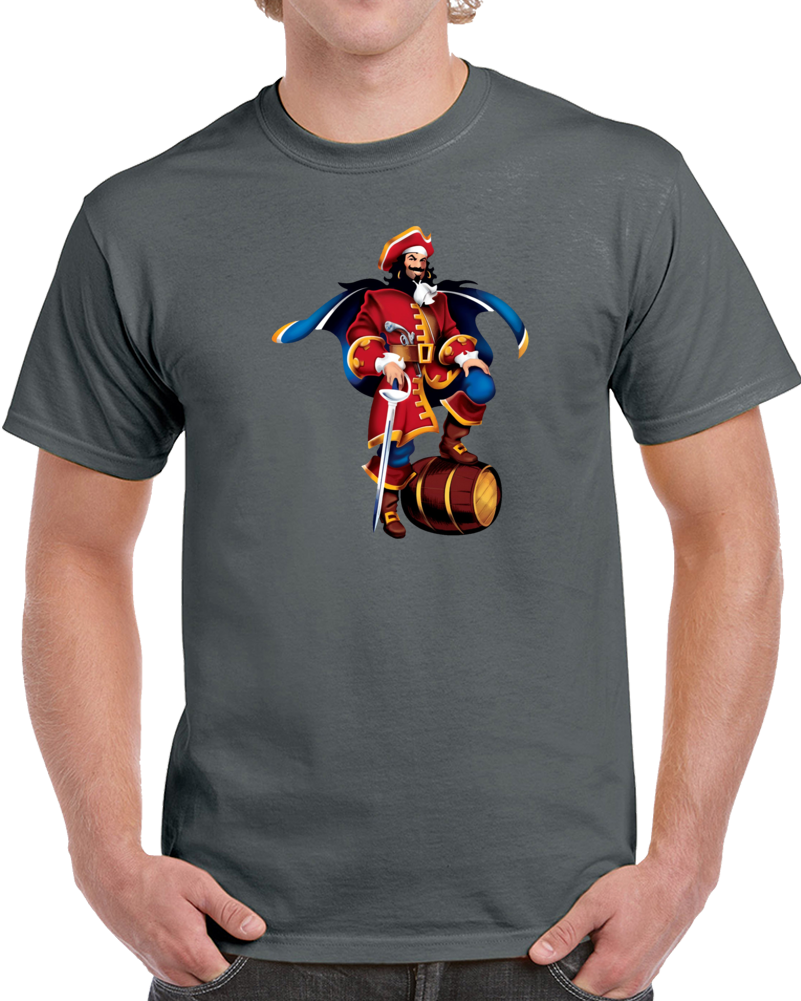 Captain Morgan Rum Best Jamaican Liquor T Shirt
