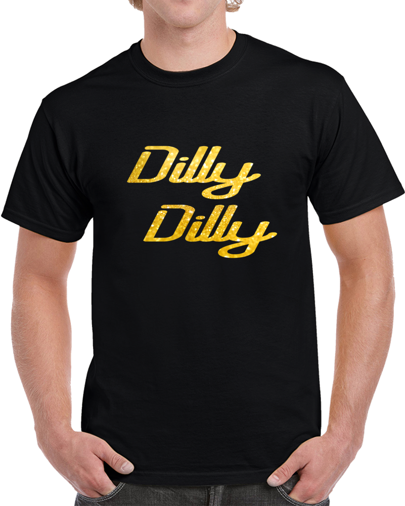 Dilly Dilly Football Trending Funny Cool T Shirt