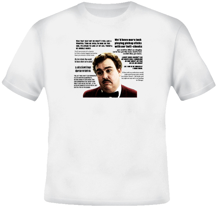 Del Griffith Planes Trains Autos Candy T Shirt