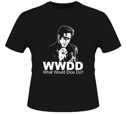 Andrew Dice Clay What Would Dice Do WWDD T Shirt